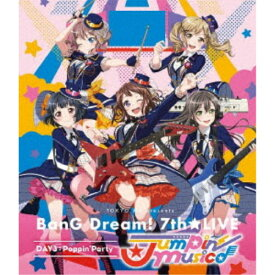 TOKYO MX presents BanG Dream! 7th★LIVE DAY3:Poppin'Party「Jumpin' Music♪」 【Blu-ray】