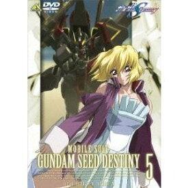 機動戦士ガンダムSEED DESTINY 5 【DVD】