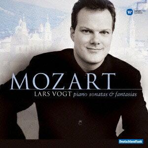 ラルス・フォークト/モーツァルト:ピアノ・ソナタ第11番「トルコ行進曲付」他 【CD】