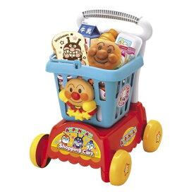 【送料無料】アンパンマン いっしょにおかいもの♪アンパンマンショッピングカート おもちゃ こども 子供 女の子 ままごと ごっこ 3歳