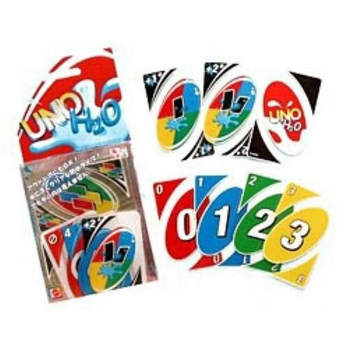 ウノ H2Oウノ カードゲーム
