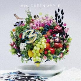 Mrs.GREEN APPLE/5 (初回限定) 【CD+DVD】
