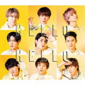 Snow Man/HELLO HELLO《B盤》 (初回限定) 【CD+DVD】
