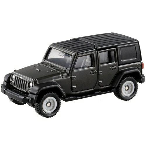 トミカ 80 Jeep ラングラー(箱) おもちゃ こども 子供 男の子 ミニカー 車 くるま 3歳