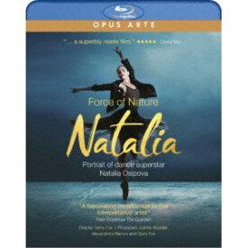 Force of Nature - Natalia ナタリア・オシポワ ドキュメンタリー 【Blu-ray】