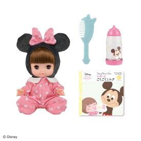 ラッピング対応可◆ずっとぎゅっとレミン&ソラン レミン はじめてのおせわきほんセット クリスマスプレゼント おもちゃ こども 子供 女の子 人形遊び 1歳6ヶ月 ミッキーマウス