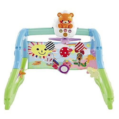 【送料無料】うちの赤ちゃん世界一 全身の知育メリー&ジム おもちゃ こども 子供 知育 勉強 ベビー 0歳