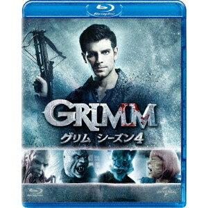 GRIMM/グリム シーズン4 バリューパック 【Blu-ray】