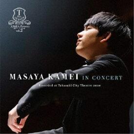 亀井聖矢/亀井聖矢 IN CONCERT Recorded at Takasaki City Theatre 2020 【CD+DVD】