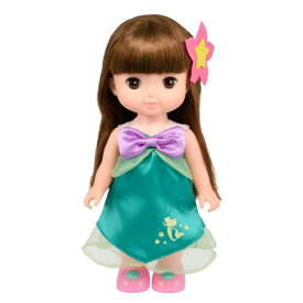 ずっとぎゅっとレミン&ソラン ソラン おしゃれきほんセット =アリエル= おもちゃ こども 子供 女の子 人形遊び 3歳 リトルマーメイド(アリエル)
