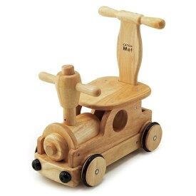 こどものりもの 木'sシリーズ 9630 木's乗用ポッポ おもちゃ こども 子供 知育 勉強 ベビー 0歳10ヶ月