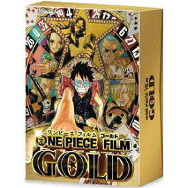 ONE PIECE FILM GOLD GOLDEN LIMITED EDITION (初回限定) 【DVD】