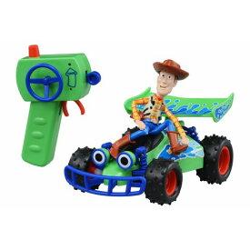 トイ・ストーリー4 リモートコントロールビークル ウッディ&RCおもちゃ こども 子供 ラジコン 4歳 トイストーリー