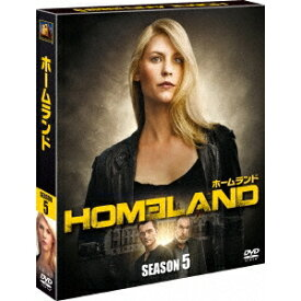 HOMELAND ホームランド シーズン5 SEASONS コンパクト・ボックス 【DVD】