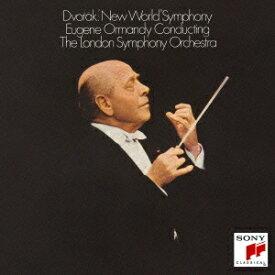 ユージン・オーマンディ/ドヴォルザーク:交響曲第9番「新世界より」 メンデルスゾーン:交響曲第4番「イタリア」 【CD】