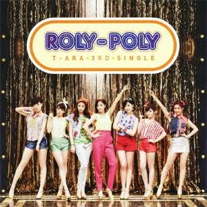 T-ARA/Roly-Poly (Japanese ver.) 【CD】