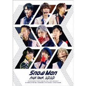 Snow Man/Snow Man ASIA TOUR 2D.2D.《通常盤》 【Blu-ray】