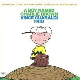 ヴィンス・ガラルディ/チャーリー・ブラウン オリジナル・サウンドトラック 【CD】