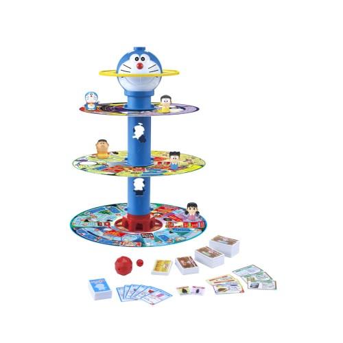 【送料無料】ドラえもん 立体地球大探検ゲーム おもちゃ こども 子供 パーティ ゲーム 6歳