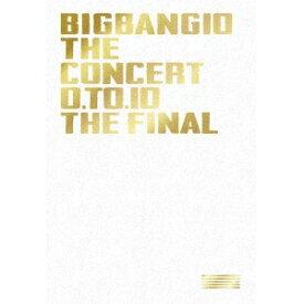 【送料無料】BIGBANG/BIGBANG10 THE CONCERT : 0.TO.10 -THE FINAL-《DELUXE EDITION版》 (初回限定) 【DVD】