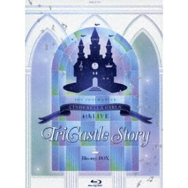 シンデレラガールズ/THE IDOLM@STER CINDERELLA GIRLS 4thLIVE TriCastle Story Blu-ray BOX (初回限定) 【Blu-ray】