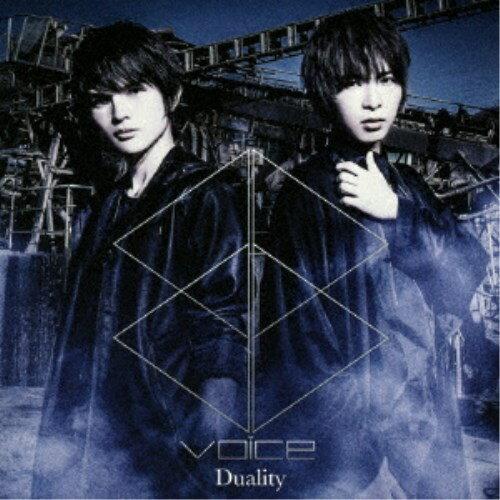 BB-voice/Duality (初回限定) 【CD+DVD】