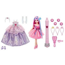 ラッピング対応可◆リカちゃん キラチェン リカちゃん デラックス クリスマスプレゼント おもちゃ こども 子供 女の子 人形遊び 3歳