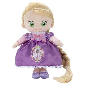 ディズニーキャラクター マイフレンドプリンセス ヘアメイクプラッシュドール キラキラドレスアップ / ラプンツェルおもちゃ こども 子供 女の子 人形遊び 3歳 塔の上のラプンツェル