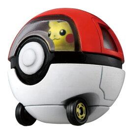 ドリームトミカ ライドオンR10 ピカチュウ&モンスターボールカー おもちゃ こども 子供 男の子 ミニカー 車 くるま 3歳 ポケモン