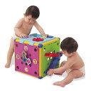 【送料無料】立って!座って!ハイハイで! 頭と体の知育ボックスDX おもちゃ こども 子供 知育 勉強 ベビー 0歳8ヶ月