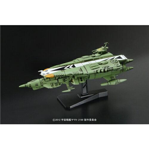 メカコレクション 宇宙戦艦ヤマト2199 No.08 ナスカ級 プラスチックキット
