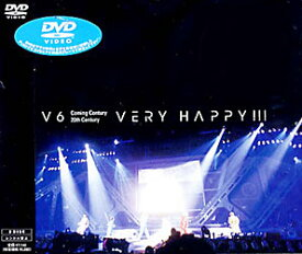 V6/VERY HAPPY!!! 【DVD】