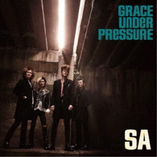 【送料無料】SA/GRACE UNDER PRESSURE (初回限定) 【CD+DVD】