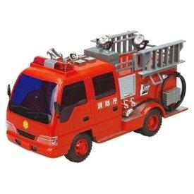 サウンドポンプ消防車 おもちゃ こども 子供 3歳