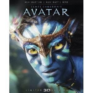 アバター 3D ブルーレイ&DVDセット 【Blu-ray】