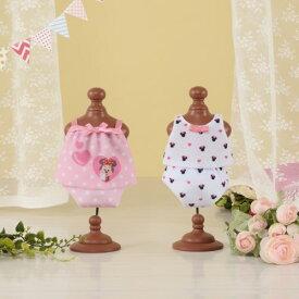 ずっとぎゅっと レミン&ソラン ミニー したぎセット おもちゃ こども 子供 女の子 人形遊び 洋服 3歳 ミニーマウス