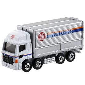 トミカ 077 日野プロフィア 日本通運トラック(箱) おもちゃ こども 子供 男の子 ミニカー 車 くるま 3歳