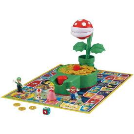 スーパーマリオ かみつき注意!パックンフラワーゲーム おもちゃ こども 子供 パーティ ゲーム 4歳 スーパーマリオブラザーズ
