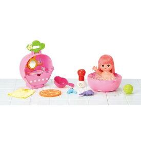 ●ラッピング指定可●メルちゃん フルーツい〜ぱい!いちごのおふろセット クリスマスプレゼント おもちゃ こども 子供 女の子 人形遊び 小物 3歳