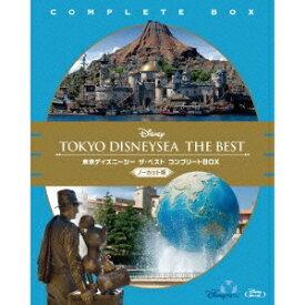 東京ディズニーシー ザ・ベスト コンプリートBOX <ノーカット版> 【Blu-ray】