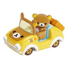 ドリームトミカ ライドオンR07 リラックマ×リラックマカー おもちゃ こども 子供 男の子 ミニカー 車 くるま 3歳