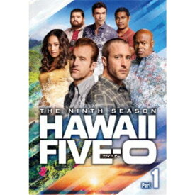 HAWAII FIVE-0 シーズン9 DVD-BOX Part1 【DVD】