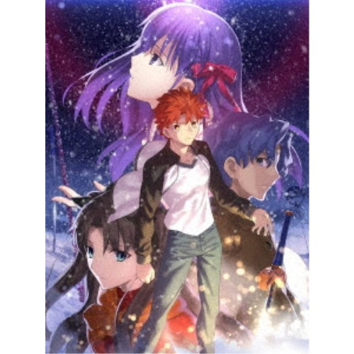 劇場版「Fate/stay night [Heaven's Feel]」 I.presage flower《完全生産限定版》 (初回限定) 【Blu-ray】