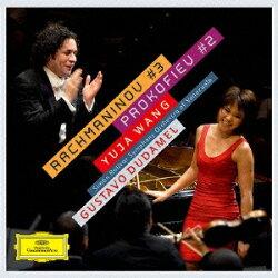 ユジャ・ワンドゥダメル/ラフマニノフ:ピアノ協奏曲第3番プロコフィエフ:ピアノ協奏曲第2番【CD】