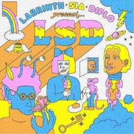 LSD/ラビリンス、シーア&ディプロ・プレゼンツ…LSD 【CD】