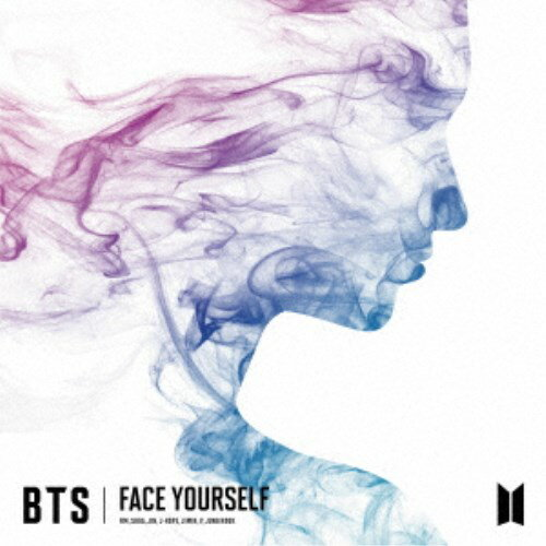 BTS(防弾少年団)/FACE YOURSELF《通常盤》 【CD】