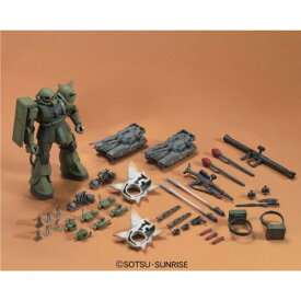 HGUC 1/144 ザク地上戦セットおもちゃ ガンプラ プラモデル 機動戦士ガンダム