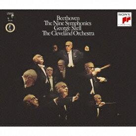 ジョージ・セル/ベートーヴェン:交響曲全集《完全生産限定盤》 (初回限定) 【CD】