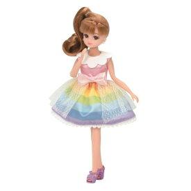 リカちゃん LW-01 レインボーファンタジーおもちゃ こども 子供 女の子 人形遊び 洋服 3歳