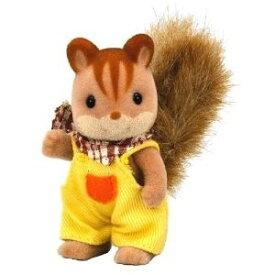 シルバニアファミリー リ-33 くるみリスの男の子 おもちゃ こども 子供 女の子 人形遊び 3歳